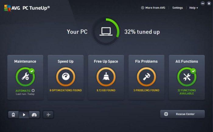 Download AVG Antivirus Offline Installer