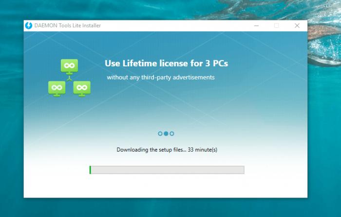 DownloadDaemon Tools Offline Installer