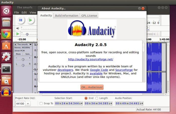 Download Audacity Offline Installer