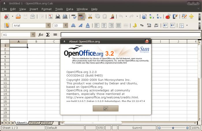 Download Open Office Offline Installer