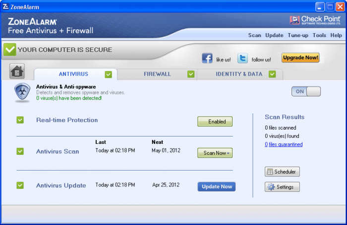 Download Zonealarm Antivirus Offline Installer