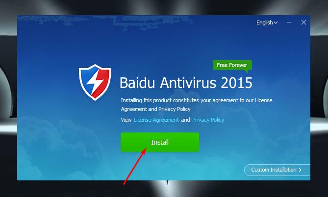 Download Baidu Offline Installer