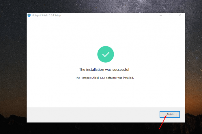 Download HotSpot Shield Offline Installer