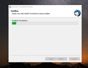 Download Thunderbird Offline Installer