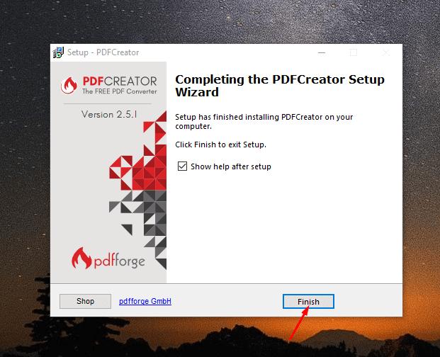 Download PDF Creator Offline Installer
