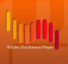 Adobe Shockwave Player Offline Installer for Windows PC