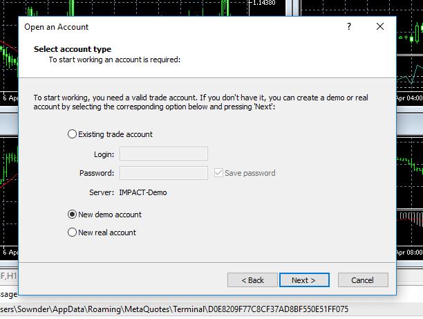 Demo forex offline