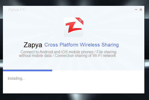 Zapya for PC