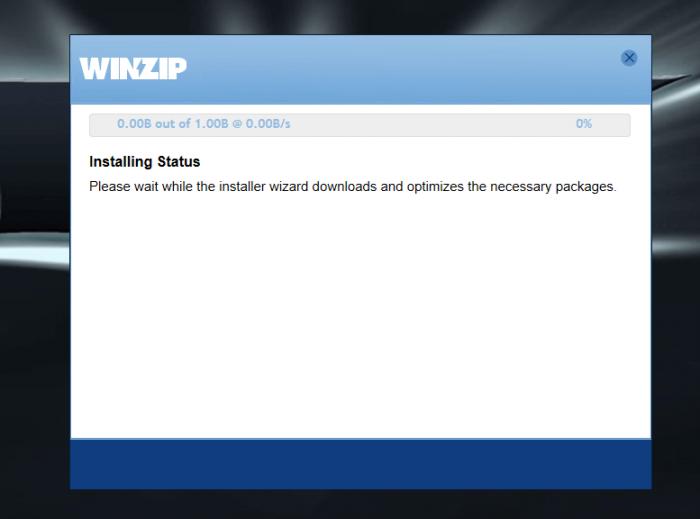 Download WinZip Offline Installer