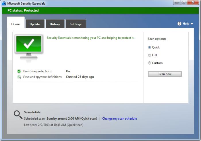 DownloadMicrosoft Security Essentials Offline Installer