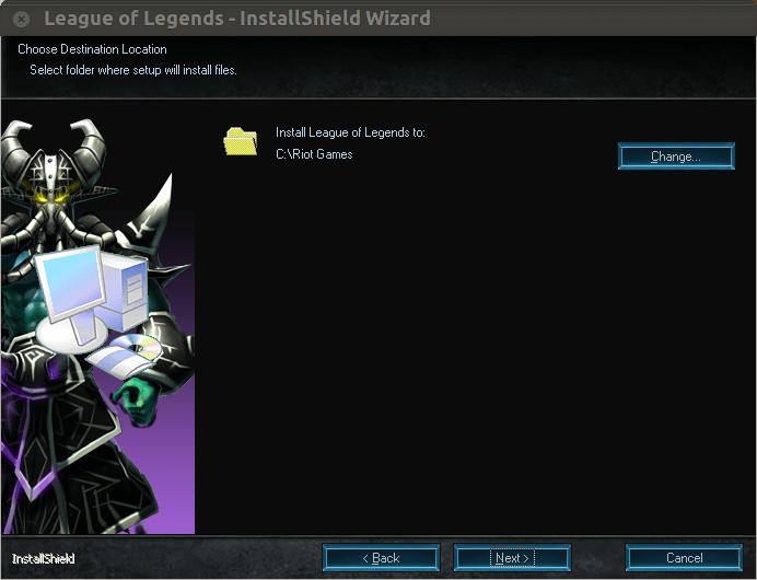 DownloadLeague of Legends Offline Installer