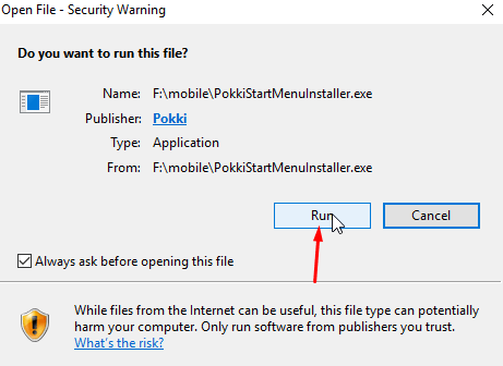 DownloadPokki Offline Installer