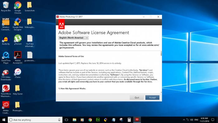 Download Adobe Photoshop CC Offline Installer