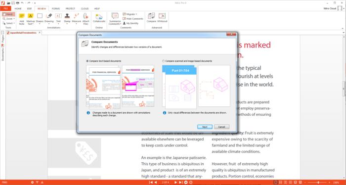 Download Nitro PDF Reader Offline Installer