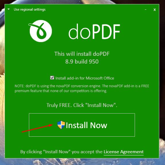Download doPDF Offline Installer