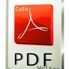 CutePDF Writer Offline installer Free Download