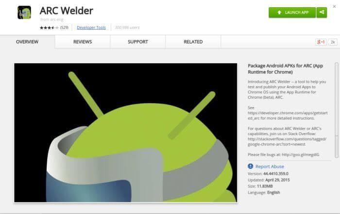 Download Arc Welder Offline Installer