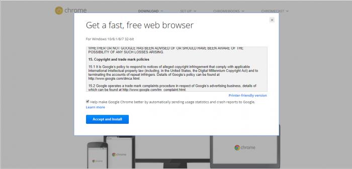 Download Chrome Canary Offline Installer
