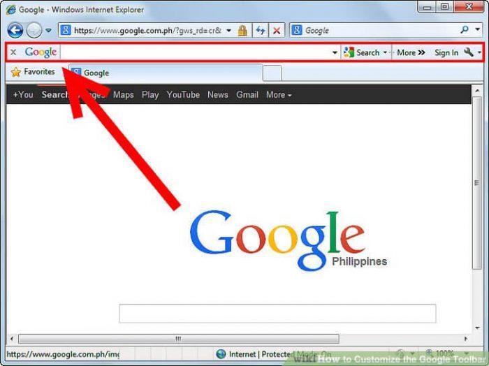 Download Google Toolbar Offline Installer