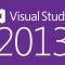 Visual Studio 13 Offline Installer Free Download