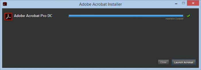 Download Adobe Acrobat Pro DC Offline Installer