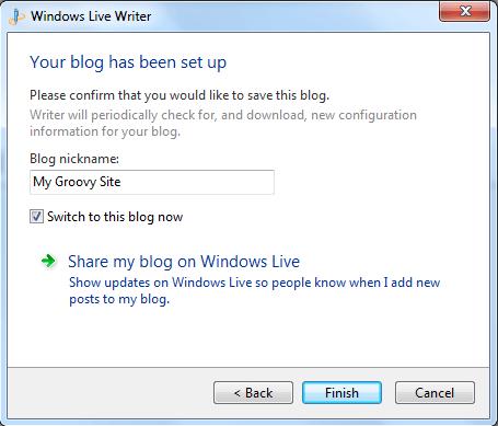 Download Windows Live Writer Offline Installer