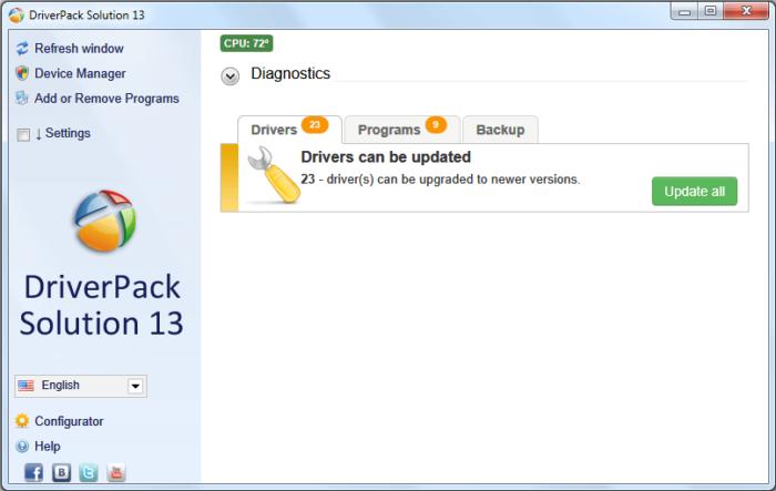 Download DriverPack Solution 13 Offline Installer
