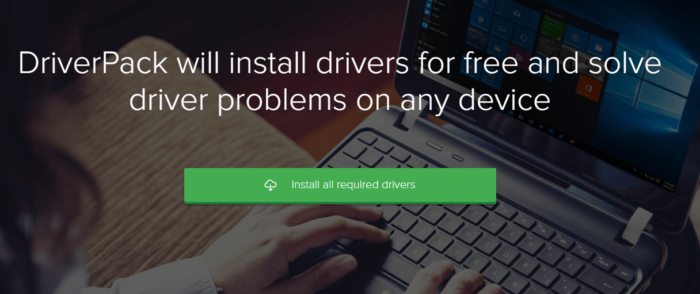Download DriverPack Solution 14 Offline Installer